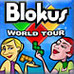 Blokus World Tour Game