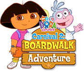 Dora's Carnival 2: At the Boardwalk