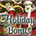 Holiday Bonus Game