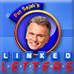 Pat Sajak's Linked Letters Game