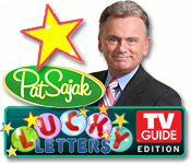 Pat Sajak's Lucky Letters: TV Guide Edition