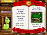 Bookworm Deluxe Screenshot 2