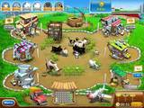 Farm Frenzy Pizza Party Screenshot 1